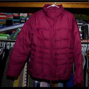 LL Bean Winter Coats